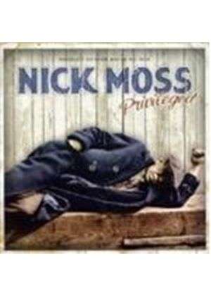 Nick Moss - Privileged (Music CD)
