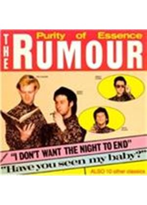 Rumour (The) - Purity of Essence (Music CD)
