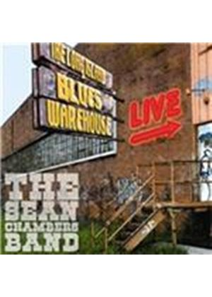 Sean Chambers - Live from the Long Island Blues Warehouse (Live Recording) (Music CD)