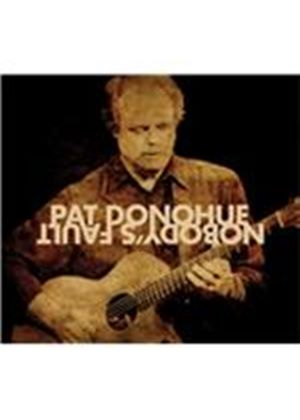 Pat Donohue - Nobody's Fault (Music CD)