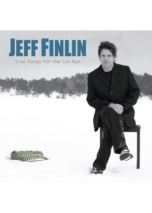 Jeff Finlin - Live Songs For The Ice Age (Music CD)