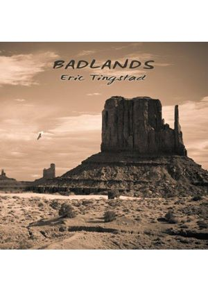Eric Tingstad - Badlands (Music CD)