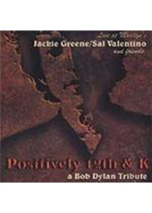 Sal Valentino - Positively 12th And K (Music CD)