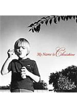 Chris Webster - My Name Is Christine (Music CD)