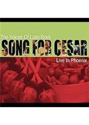 Voices Of Latin Rock - Song For Cesar Live In Phoenix (Music CD)