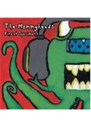 Mommyheads - Finest Specimens (Music CD)