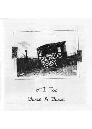 Blaze Foley - BFI Too (Blaze a Blaze) (Music CD)