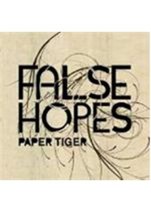 Paper Tiger - False Hopes (Music CD)