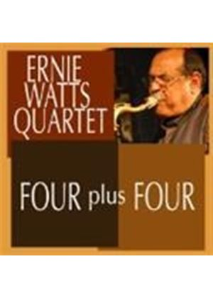 Ernie Watts - Four Plus Four (Music CD)