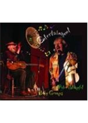 Peter Stampfel & Baby Gramps - Outertainment (Music CD)