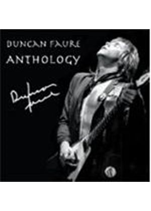 Duncan Faure - Anthology (Music CD)