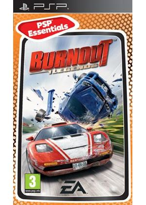 Burnout Legends - Essentials (PSP)