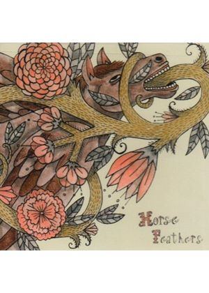 Horse Feathers - Words Are Dead (Music CD)