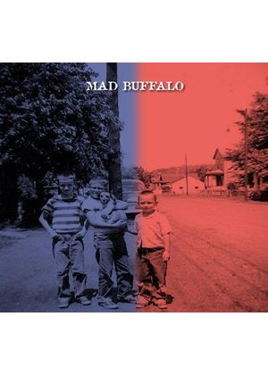 Mad Buffalo - Red and Blue (Music CD)