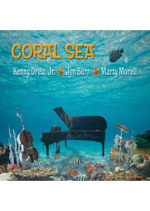 Kenny Drew, Jr. - Coral Sea (Music CD)
