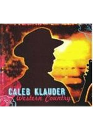 Caleb Klauder - Western Country (Music CD)