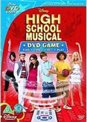 High School Musical - DVD Game (DVDi)