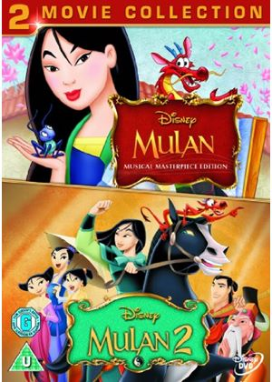 Mulan Collection - Mulan Musical Masterpiece / Mulan 2