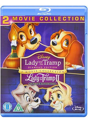 Lady and the Tramp & Lady and the Tramp 2 (Blu-Ray)