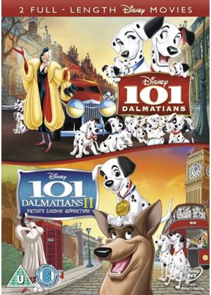 101 / 101 II Dalmatians (Double pack - 2 Disc)