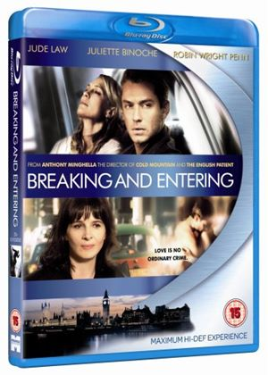 Breaking And Entering (Blu-Ray)
