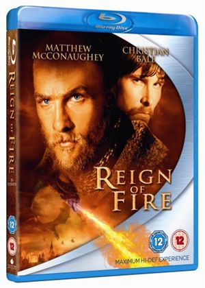 Reign Of Fire (Blu-Ray)