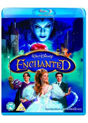 Enchanted (Disney) (Blu-Ray)