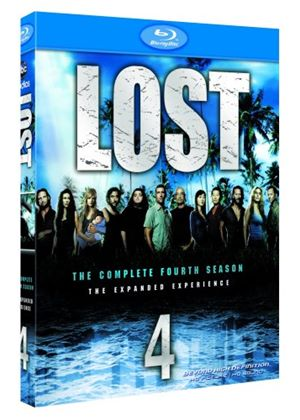 Lost - The Complete Fourth Season (Blu-Ray)