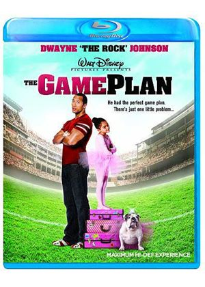 The Game Plan (Blu-Ray)