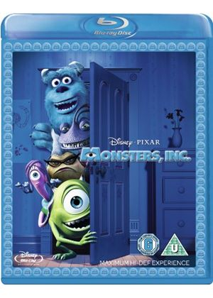 Monsters, Inc. (Blu-Ray) (Disney / Pixar)