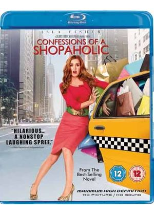 Confessions of a Shopaholic (Blu-Ray)