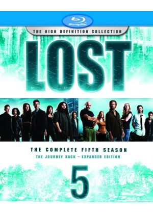 Lost - The Complete Fifth Season (Blu-Ray)
