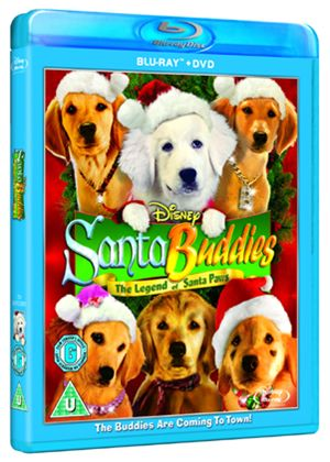 Santa Buddies (Blu-Ray + DVD Combi) (Disney)