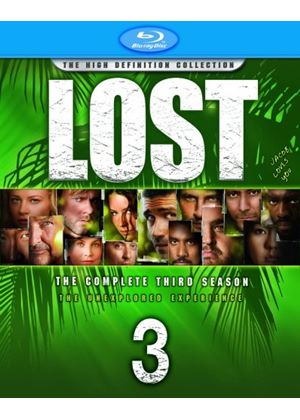 Lost - The Complete Third Season (Blu-Ray)