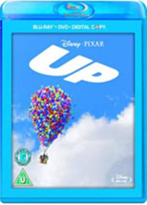 Up - Superset (2 Disc Blu-Ray / DVD and Digital Copy) (Disney / Pixar)