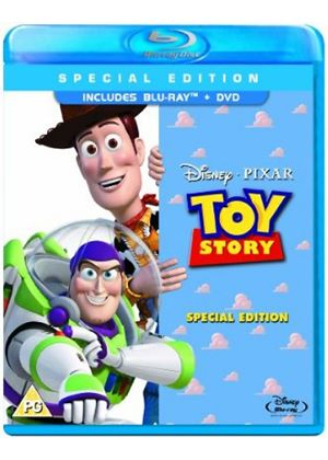 Toy Story (Blu-Ray and DVD) (Disney / Pixar)