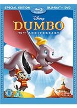 Dumbo (Blu-Ray and DVD) (Disney)