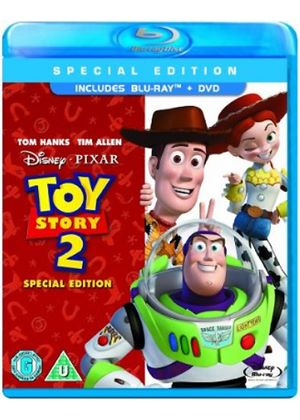 Toy Story 2 (Blu-Ray and DVD) (Disney / Pixar)