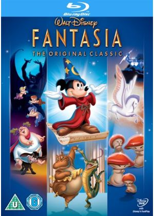 Fantasia - Platinum Edition (Blu-ray)