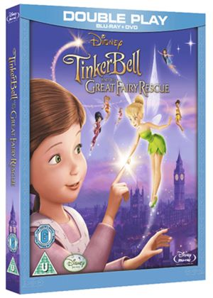 Tinker Bell and the Great Fairy Rescue (Double Play - Blu-ray and DVD)