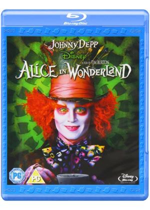 Alice in Wonderland (Tim Burton) (Blu-ray)