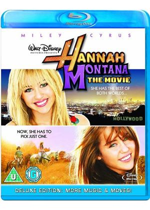Hannah Montana - The Movie (Blu-ray)