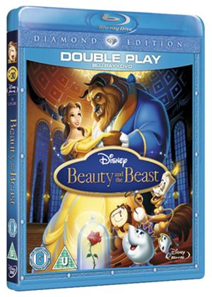 Beauty and the Beast (Double Play - Blu-ray + DVD) Blu-ray Packaging