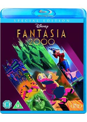 Fantasia 2000 - Platinum Edition (Blu-ray)