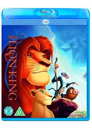 The Lion King - 1 Disc (Blu-ray)