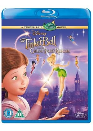Tinkerbell and the Great Fairy Rescue (Blu-ray)