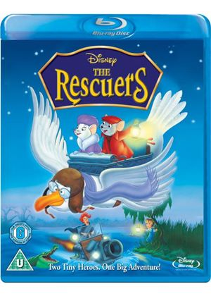 Rescuers (Blu-Ray)