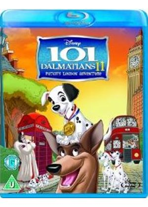 101 Dalmatians II - Patches London Adventure (Blu-Ray)