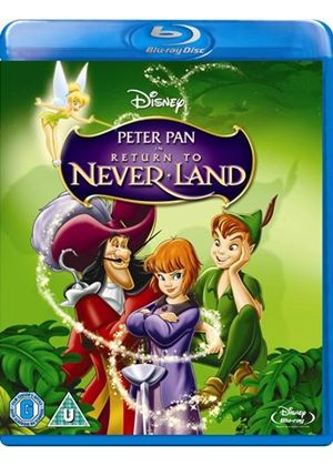 Peter Pan - Return To Never Land (Blu-Ray)
