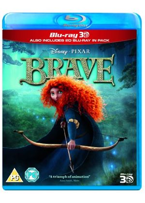 cheap pixar brave 3d blu ray